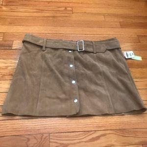 Old Navy Brown mini Skirt